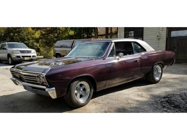 1967 Chevrolet Chevelle | 942930