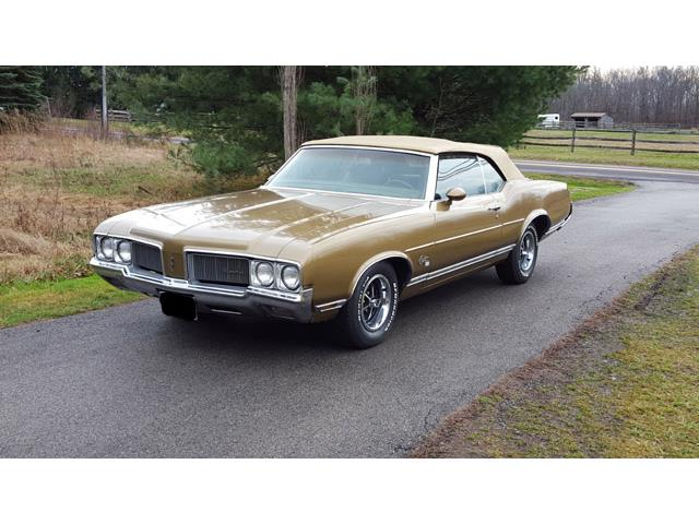 1970 OLDSMOBILE CUTLASS  SX | 942937