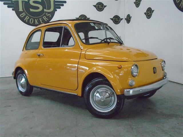 1969 Fiat 500L | 942954
