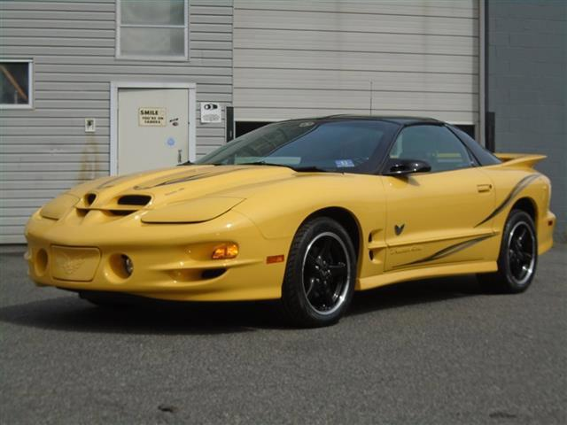2002 Pontiac Firebird Trans Am | 942957