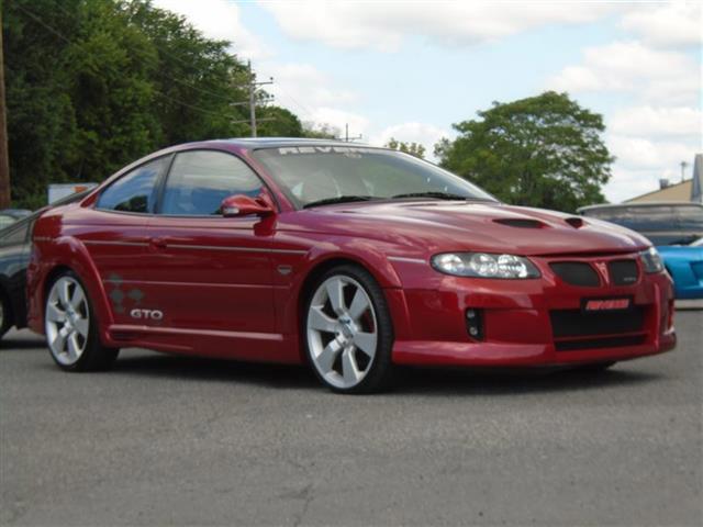 2006 PONTIAC GTO   REVENGE | 942958