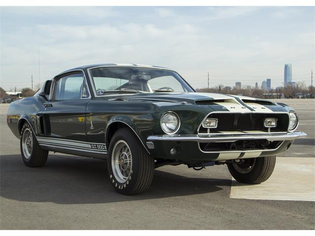 1968 Shelby GT500 | 942967