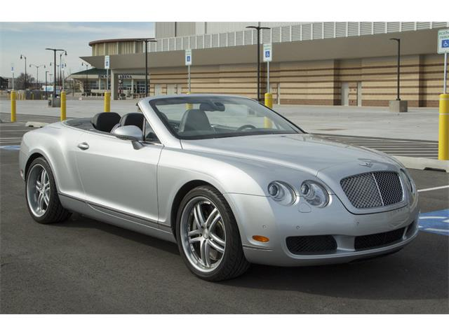 2007 Bentley Continental GTC | 942972