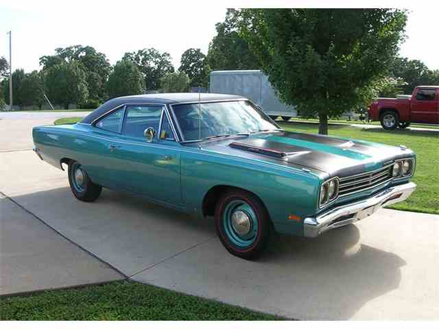 1969 Plymouth Road Runner | 942976