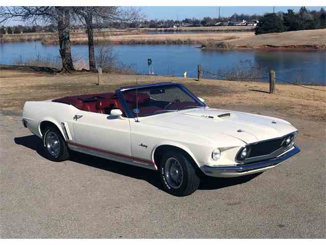 1969 Ford Mustang GT Cobra Jet | 942982