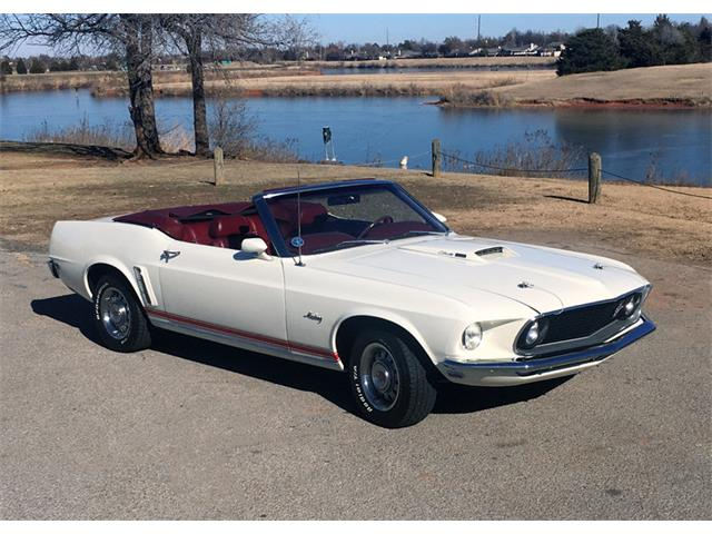 1969 Ford Mustang GT Cobra Jet | 942982