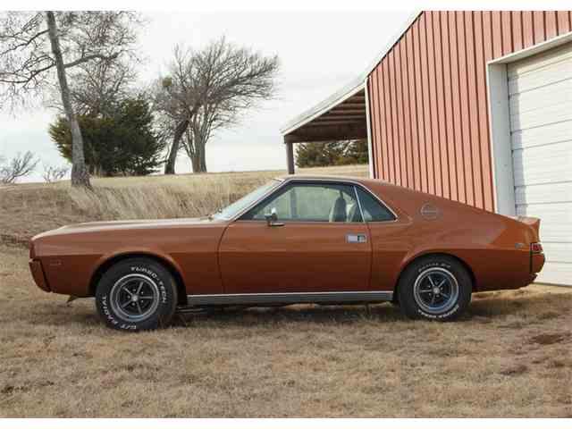 1969 AMC AMX   942983