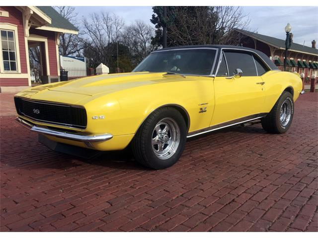 1967 Chevrolet Camaro RS/SS | 942985