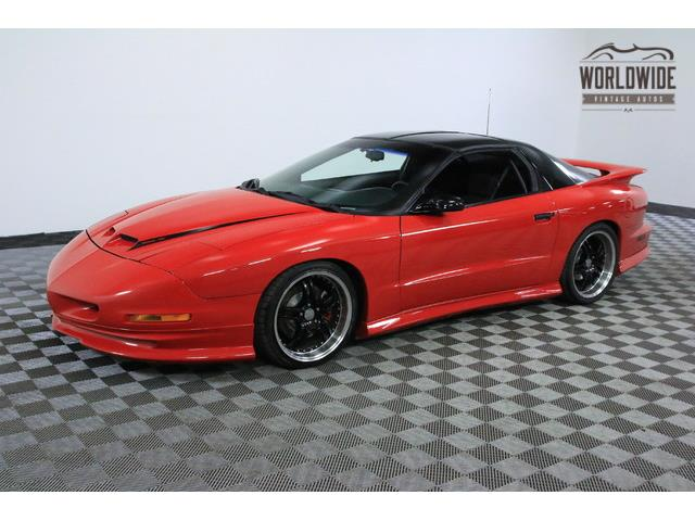 1996 Pontiac Firebird Trans Am | 940299