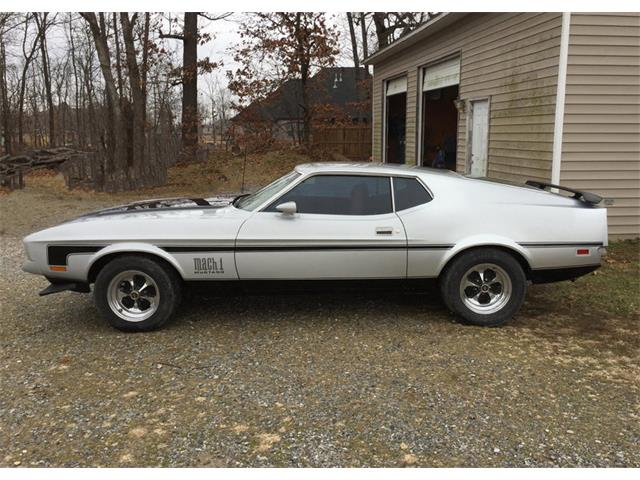 1971 Ford Mustang | 942990