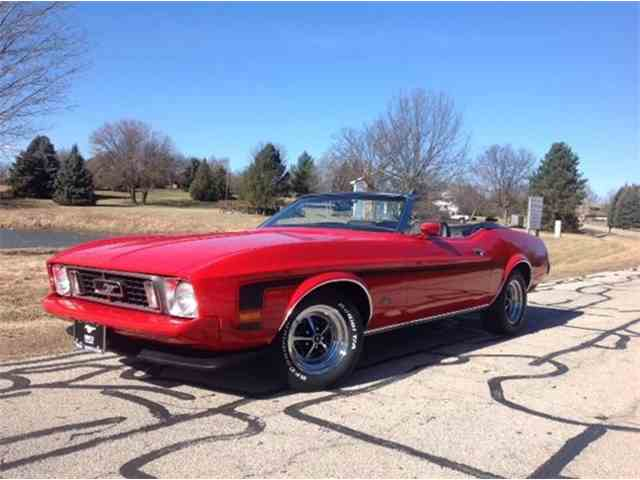 1973 Ford Mustang | 942995