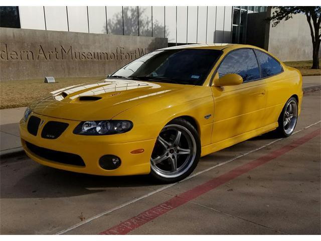 2005 Pontiac GTO | 942997