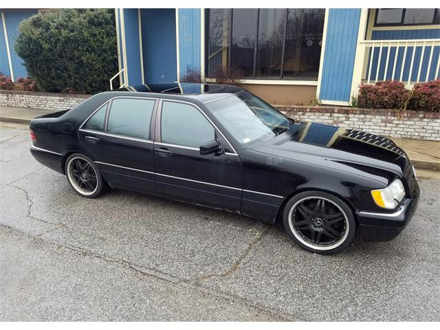 1999 Mercedes-Benz S500 | 942999