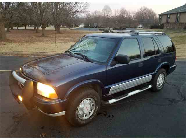2000 Gmc Jimmy Diamond Edition | 943002