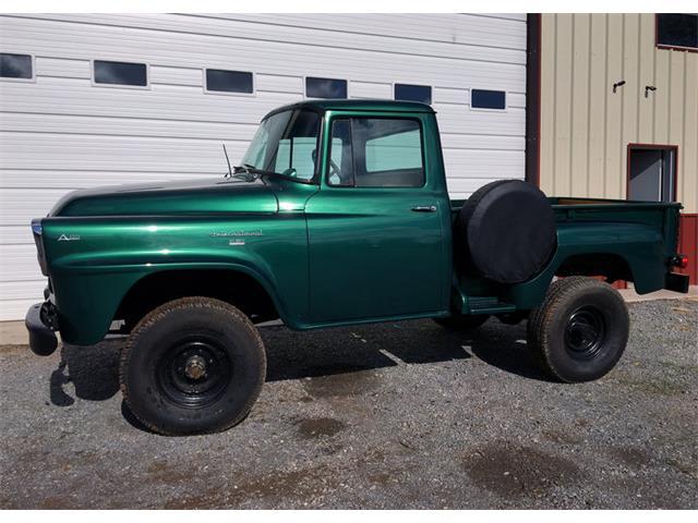 1958 International A-120 3/4 Ton | 943003