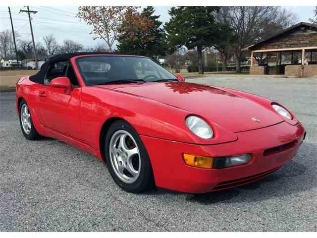 1994 Porsche 968 | 943007