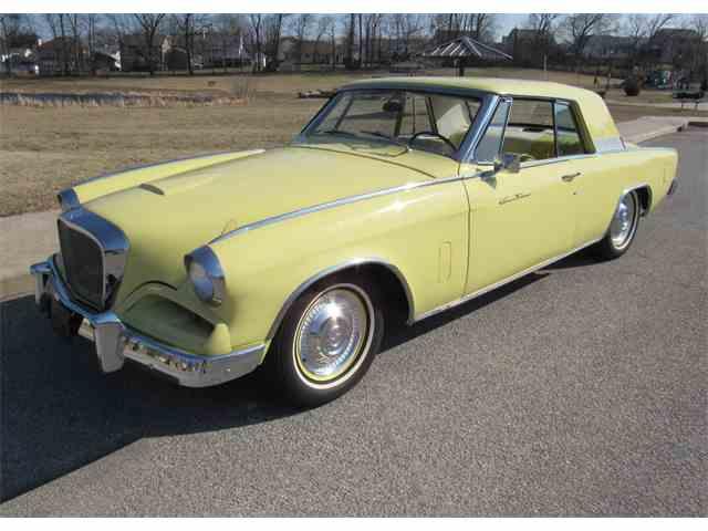 1962 Studebaker Gran Turismo | 943008