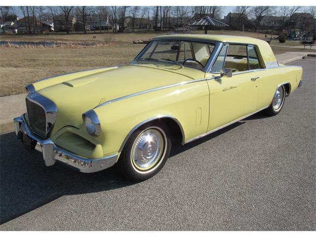 1962 Studebaker Gran Turismo   943008