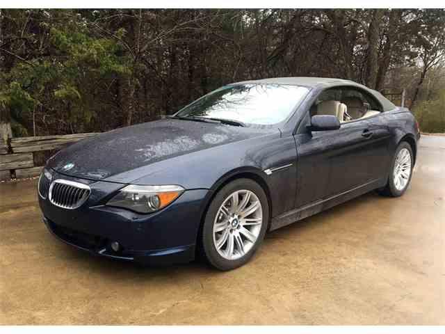 2007 BMW 650I   943010