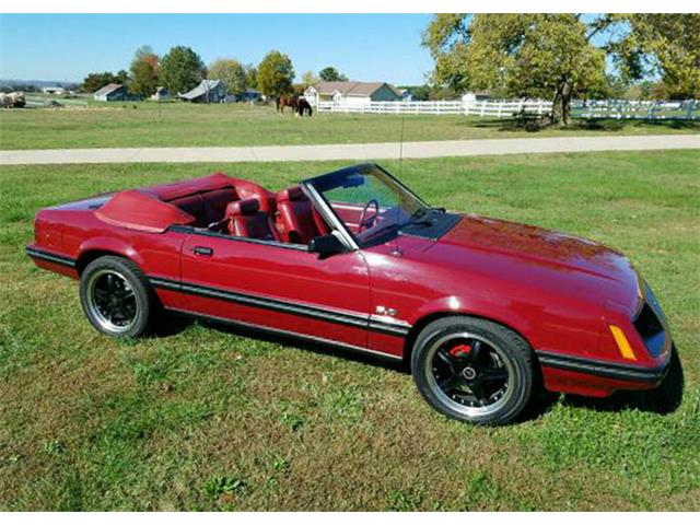 1983 Ford Mustang | 943012
