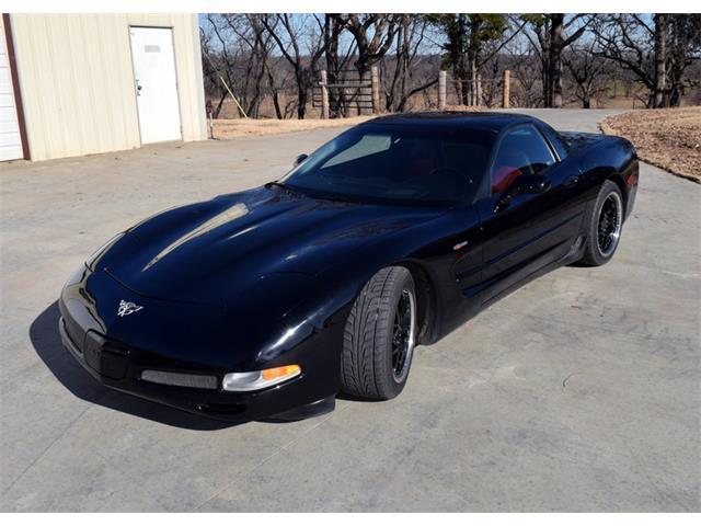 2003 Chevrolet Corvette Z06 | 943014