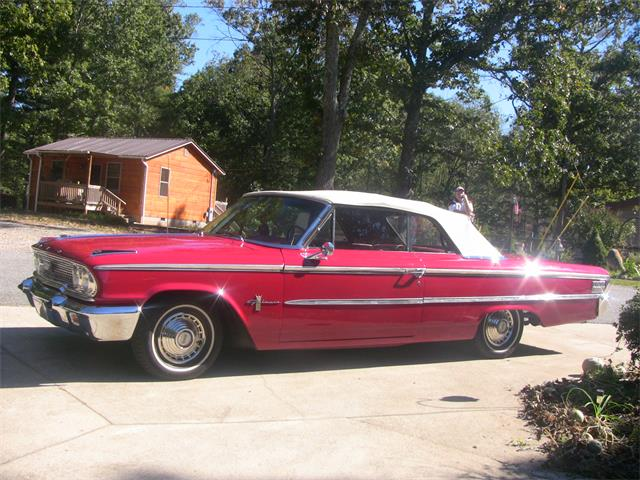1963 Ford Galaxie 500 | 943020