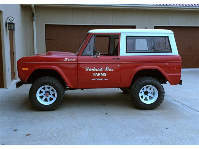 1973 Ford Bronco | 943024