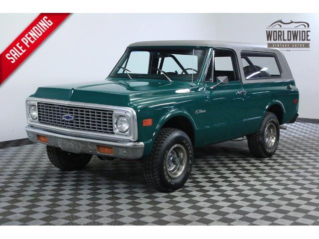 1972 Chevrolet Blazer | 940303