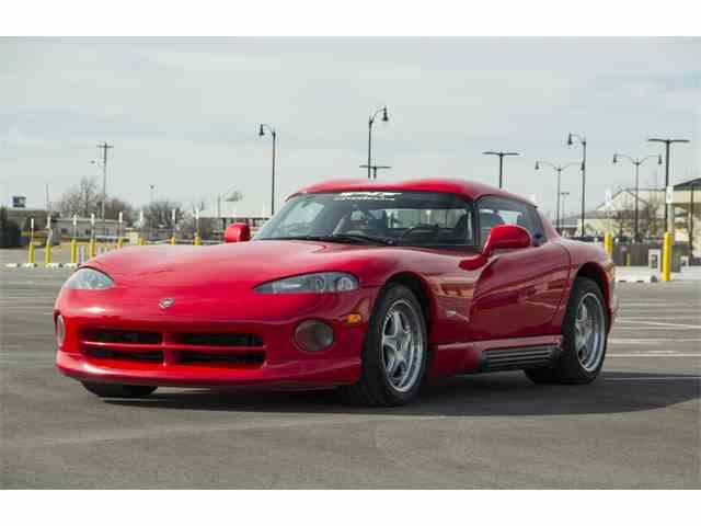 1994 Dodge Viper Serpent 555 | 943030