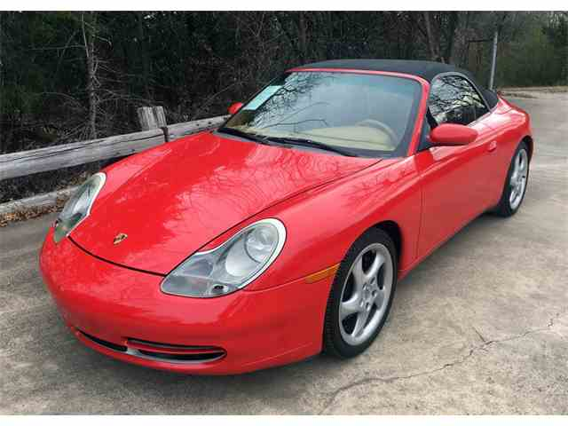 2000 Porsche Carrera | 943034