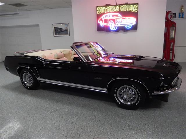 1969 Ford Mustang | 943042