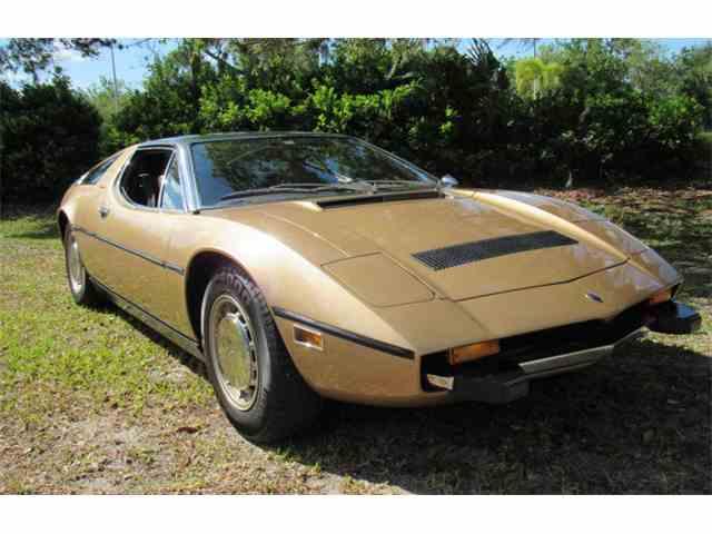 1974 Maserati Bora | 943048