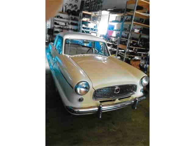 1960 Nash Metropolitan | 943052
