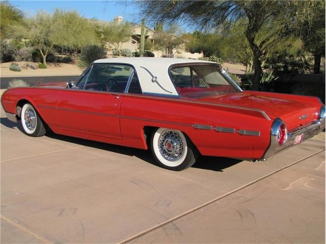 1962 Ford Thunderbird | 943053