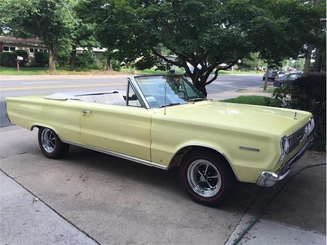 1967 Plymouth Belvedere | 943055