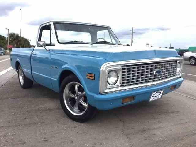 1972 Chevrolet C/K 10 | 943059
