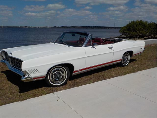 1968 Ford Galaxie XL | 943062
