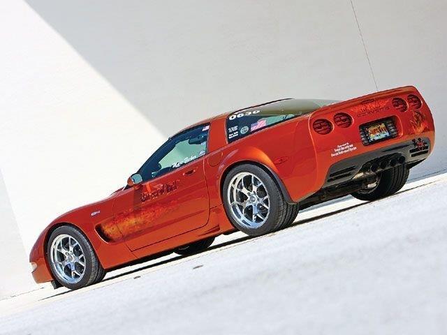 1999 Chevrolet Corvette | 943063