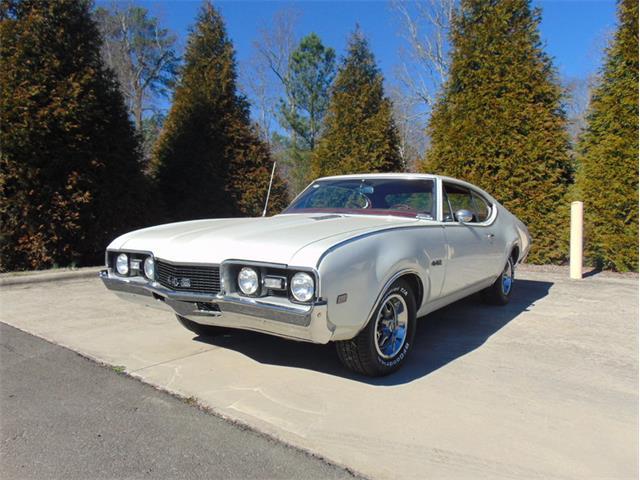 1968 Oldsmobile Cutlass | 943064