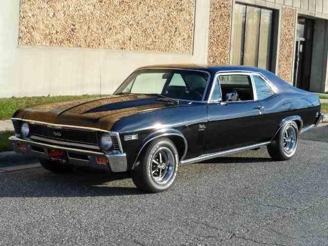 1969 Chevrolet Nova SS | 943068