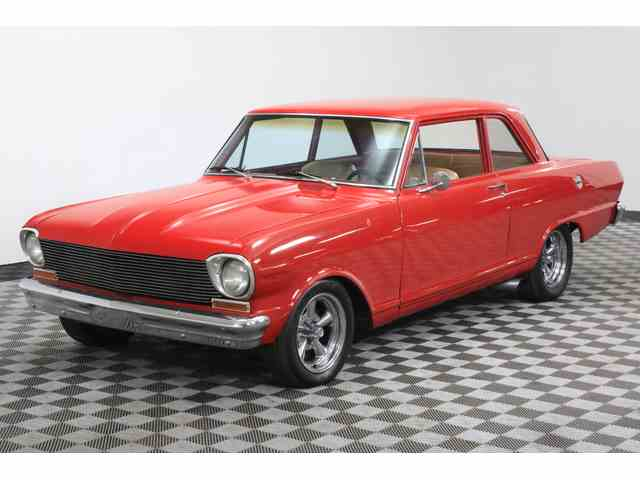 1963 Chevrolet Nova   940307