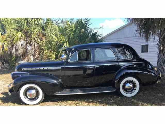 1940 Chevrolet Special Deluxe | 943071