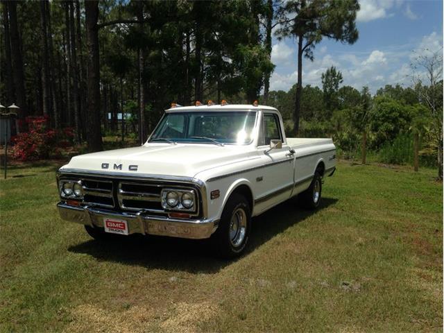 1972 GMC Sierra Grande | 943078