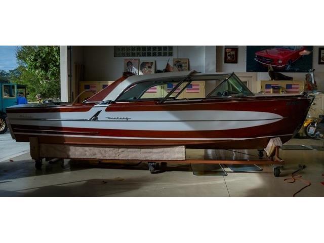 1958 Century Boat | 943085
