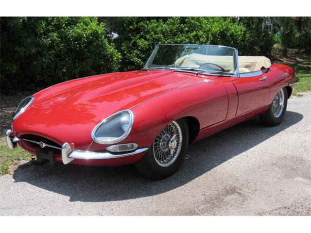 1963 Jaguar E-Type | 943087