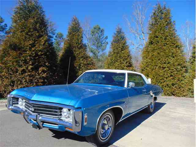 1969 Chevrolet Impala SS | 943093