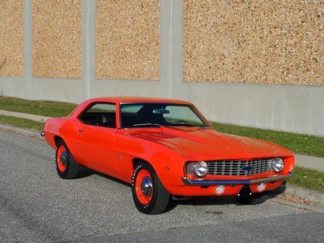 1969 Chevrolet Camaro | 943094