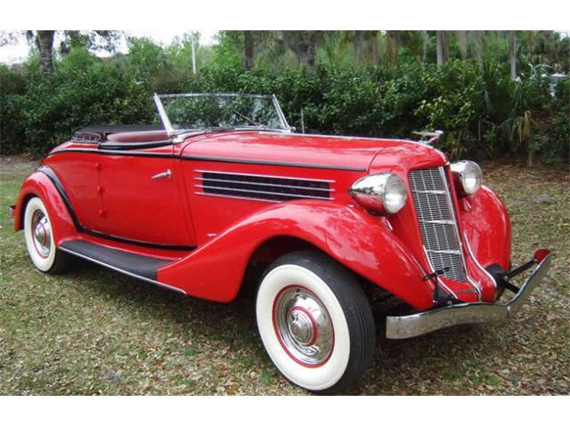 1935 Auburn 851 Cabriolet | 943096