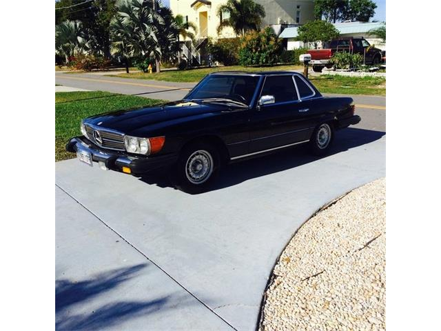 1984 Mercedes-Benz 380SL | 943097