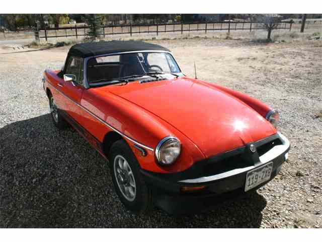 Picture of '79 MGB - K7P6
